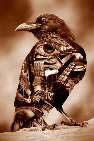 corvo-pupazzo