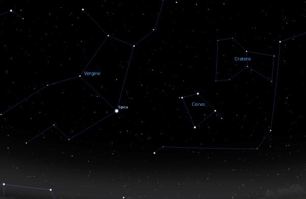vergine-corvo-cratere-stellarium