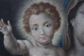 bambino aureola