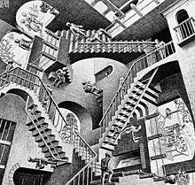 Escher-Relatività