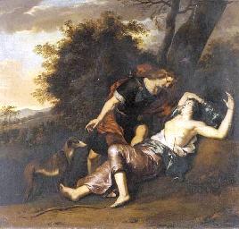 Gérard-de-Lairesse-Apollo-Coronide