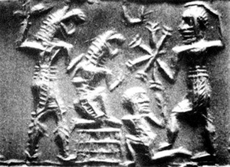 Gilgamesh_scorpioni
