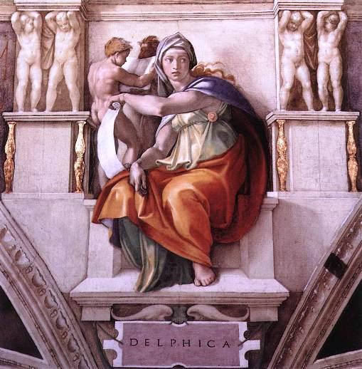 Michelangelo-Sibilla-Sistina