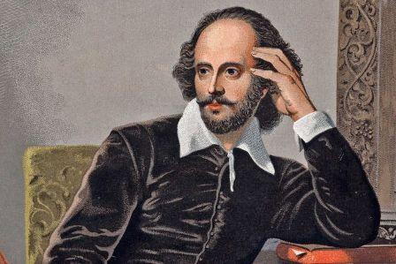 Shakespeare-paint