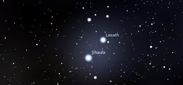 shaula-lesath