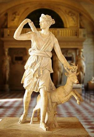 Diana-statua