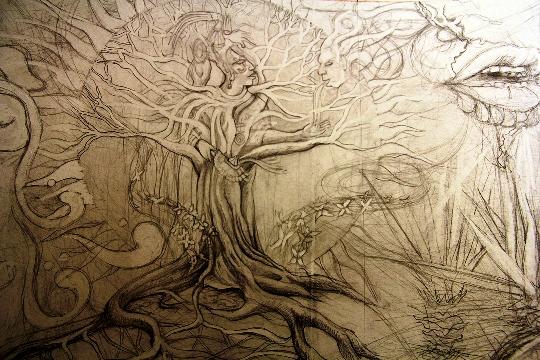 Ixquic-albero