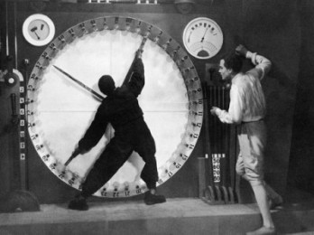 Metropolis-orologio
