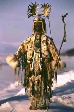 sciamano-costume
