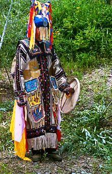 sciamano-siberiano