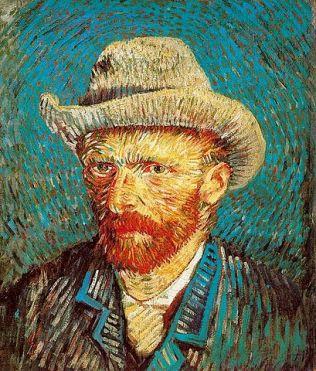 Van Gogh-Autoritratto