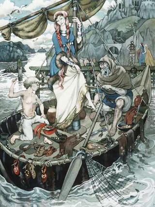 Arianrhod-Gwydion-Lleu