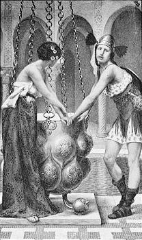 Pryderi-Rhiannon-fontana