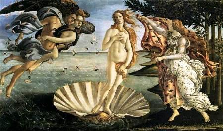 Botticelli-Venere