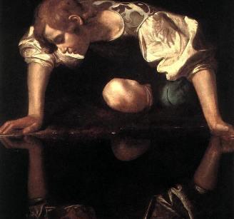 Caravaggio-Narciso-fonte
