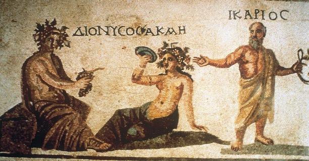 Dioniso-Erigone-Icario