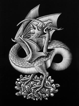 Escher-Drago
