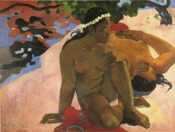 Gauguin-Aha-oe-Feii