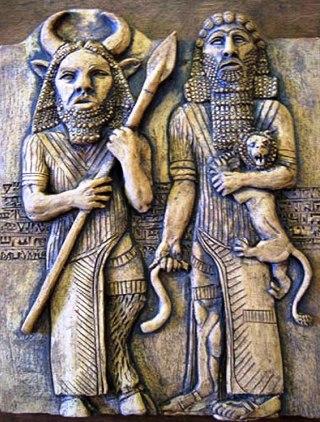 Gilgamesh-Enkidu