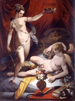 Jacopo-Zucchi-Psiche-scopre-Amore