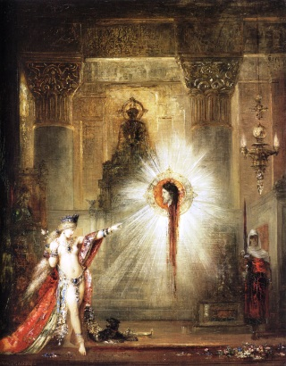 Moreau-Apparizione