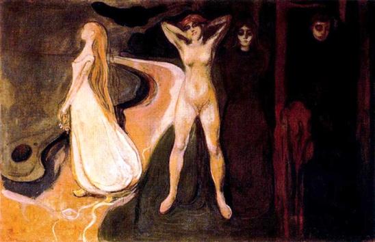 Munch-Donna-tre-fasi