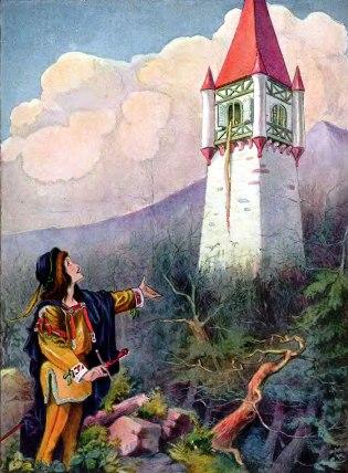Rapunzel-torre