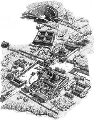 santuario-Asclepio-Epidauro
