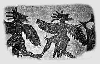 uccelli-maschere