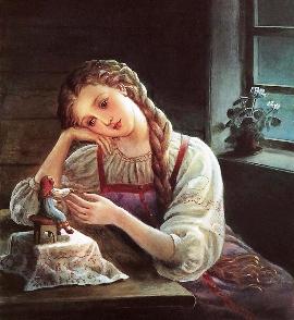 Vassilissa-bambola