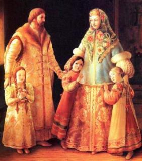 Vassilissa-padre-matrigna-sorellastre