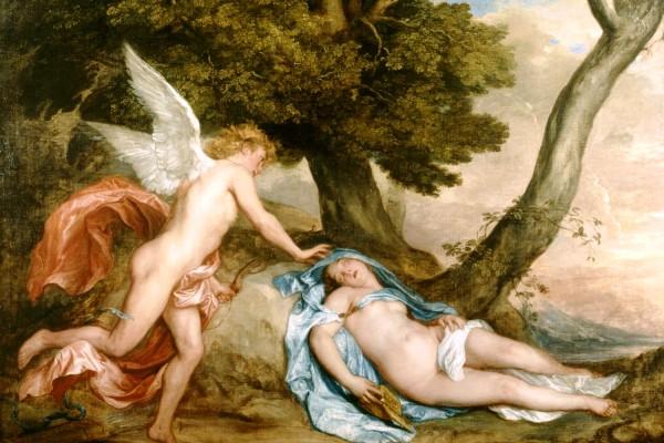 Anthonis-van-Dyck-Eros-Psiche