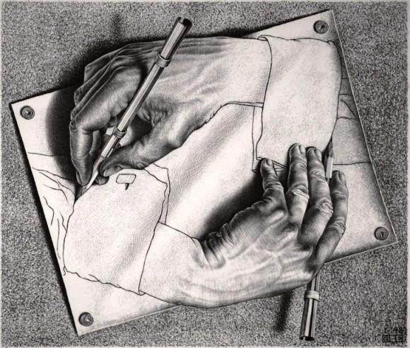 Escher-mani-che-disegnano