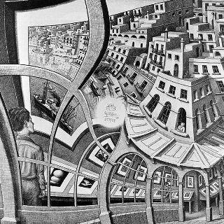 Escher-Print-gallery