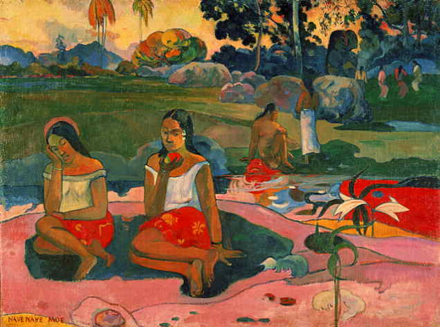 Gauguin-Nave-Nave-Moe-Fonte-miracolosa