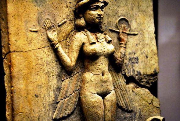 Inanna-spogliata