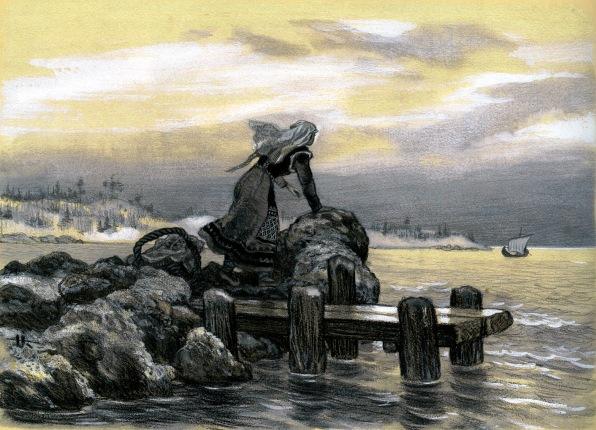 Kalevala-lavandaia