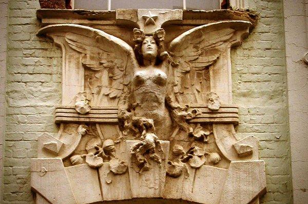 Lilith-rilievo