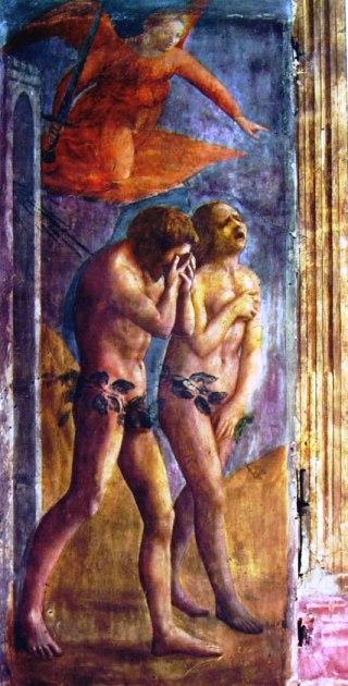 Masaccio-cacciata