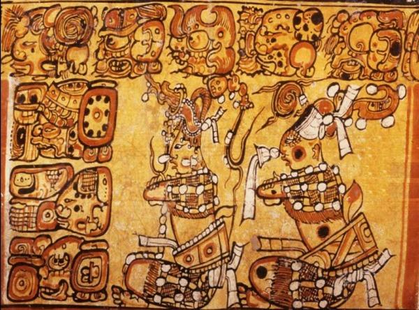 Maya-twins