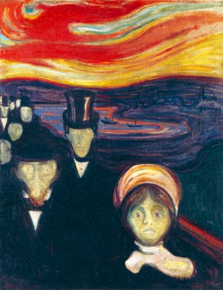 Munch-Angoscia