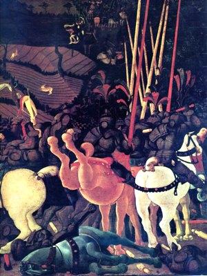 Paolo-Uccello-Battaglia-san-romano-cavalli