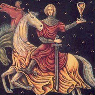 Parsifal-cavallo