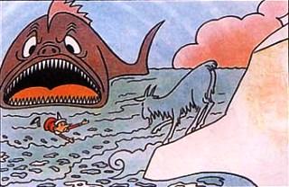 Pinocchio-capra-pescecane