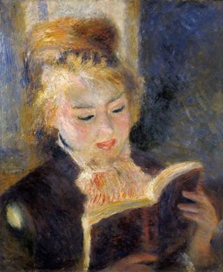 Renoir-lettrice