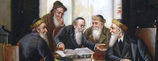 talmud-rabbini