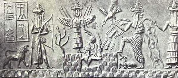 Utu-Inanna-Dumuzi
