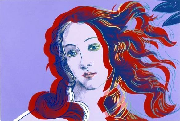 Warhol-Venere-Botticelli