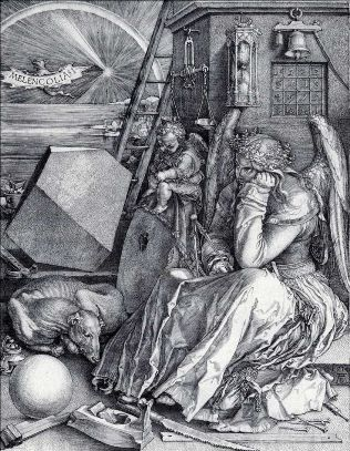 Dürer-melancholia