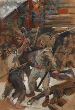 Kalervo-Untamo- guerra